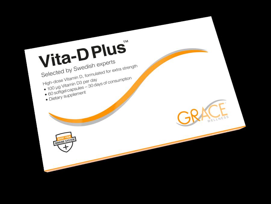 Vita-D Plus